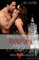 Substance B Cover of Brie's Russian Fantasy (After Graduation, #3)