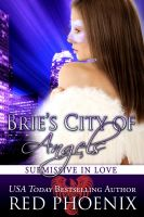 Substance B Cover of Brie's City of Angels