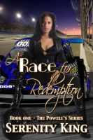 Substance B Cover of A Race For Redemption