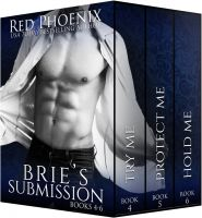Substance B Cover of Brie's Submission: Books 4–6