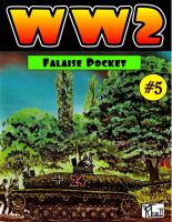 Substance B Cover of WW2 #5: Falaise Pocket