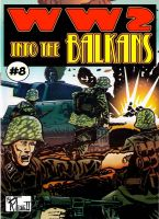 Substance B Cover of WW2 #8: Into the Balkans