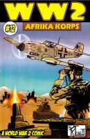 Substance B Cover of WW2 #12: Afrika Korps