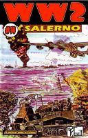 Substance B Cover of WW2 #14: Salerno