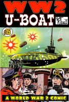 Substance B Cover of WW2 #15: U-Boat