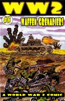 Substance B Cover of WW2 #16: Waffen Grenadiers