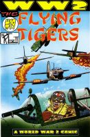 Substance B Cover of WW2 #19: Flying Tigers