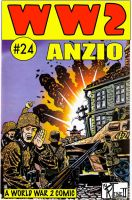 Substance B Cover of WW2 #24: Anzio