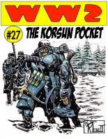 Substance B Cover of WW2 #27: The Korsun Pocket