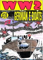 Substance B Cover of WW2 #28: German E-Boats