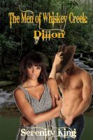 Substance B Cover of The Men of Whiskey Creek: Dillon